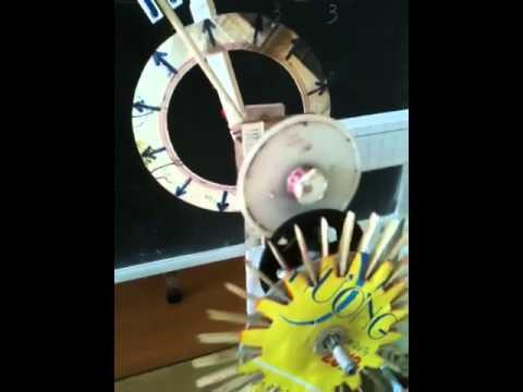 Đồng hồ quả lắc (Clock escapement)