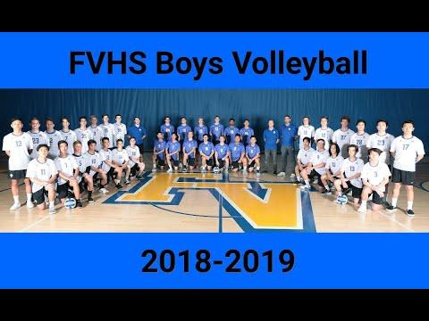 FVHS Boys Volleyball Banquet 2019