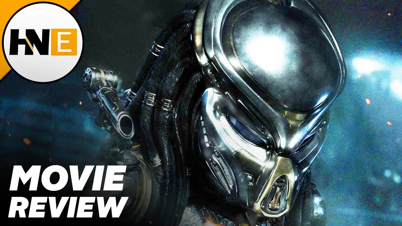 The Predator Movie Review The Hunt Has Not Evolved Youtube