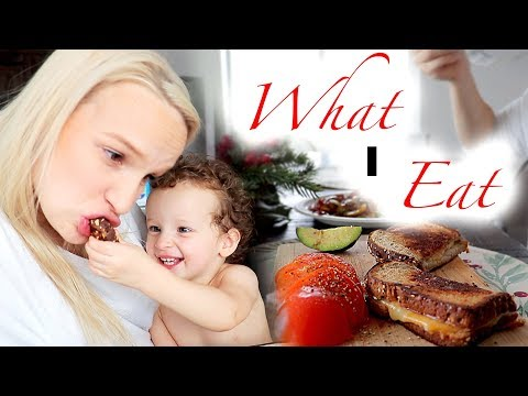 What I Eat In A Day | Pregnant & Pescatarian