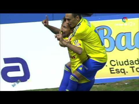 Resumen de Cádiz CF vs AD Alcorcón (4-1)