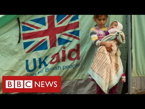 UK government cuts overseas aid - breaking election promise - BBC News
