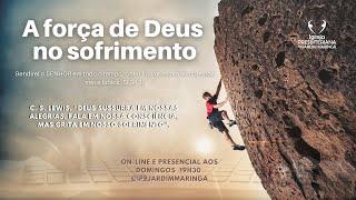 A força de Deus no sofrimento - Daniel 3.19-25 -  Na fornalha
