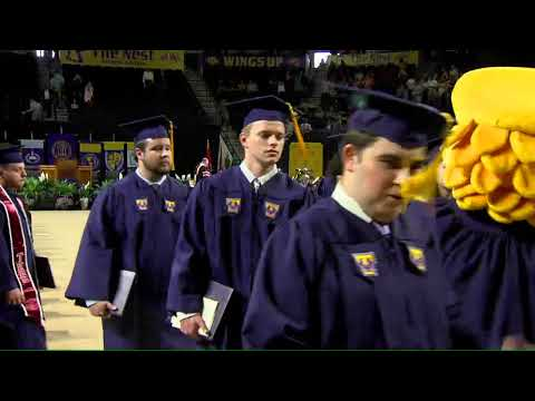 Tennessee Tech University Spring 2019 Afternoon Commencement