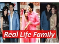 Real Life Family of Mere Angne Mein Actors