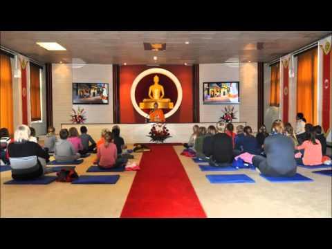 Introductie tot Dhammakaya-meditatie door lp Ruben