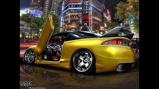Need for Speed Underground 2 - Mitsubishi Motors Eclipse - Japan Tuning Modification