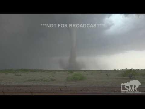 5-22-16 Big Spring, TX Tornadoes