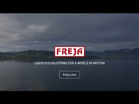 FREJA - Logistics solutions for a world in motion