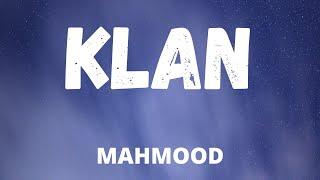 Mahmood - KLAN (Testo / Lyrics)