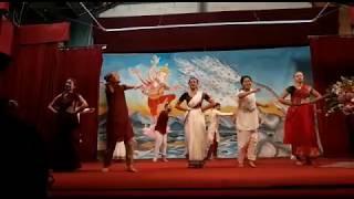 'Morya re' Bedardi dance (original choreography)