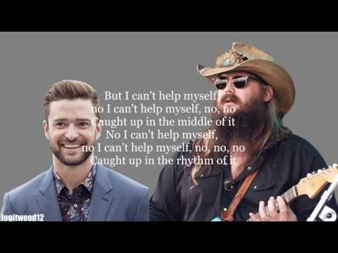 Justin Timberlake, Chris Stapleton - Say Something [w/ LYRICS]