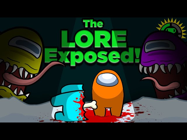 Game Theory: Among Us Lore, You Will ALWAYS Lose!
