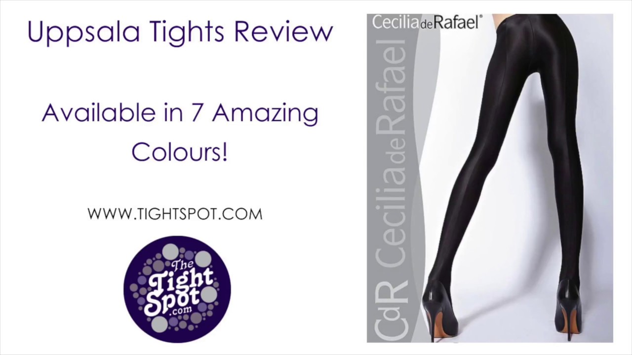375535e94b431 Soni Panda Reviews Cecilia de Rafael Uppsala Tights | The Tight Spot.com