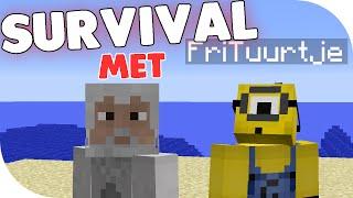 SURVIVAL MET TUUR LIVE! #1
