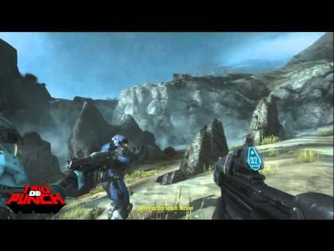 TRIO DE PUNCH reseña HALO:REACH review
