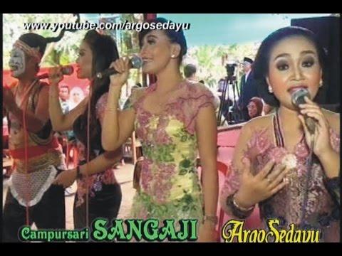Gending Pambuko Pepeling, Campursari Sangaji Karanganyar