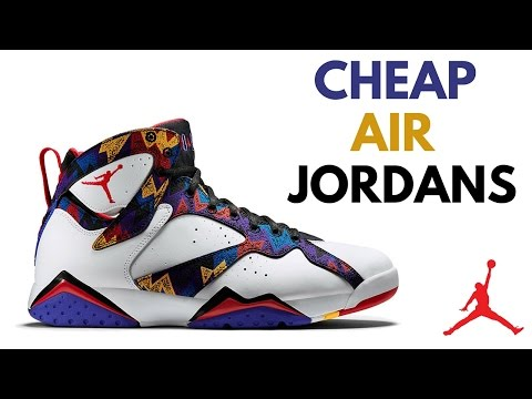 Cheap Air Jordans For Sale From China
