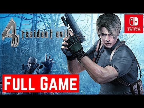 Resident Evil 4 [Switch] - Gameplay Walkthrough [Full Game] - No Commentary