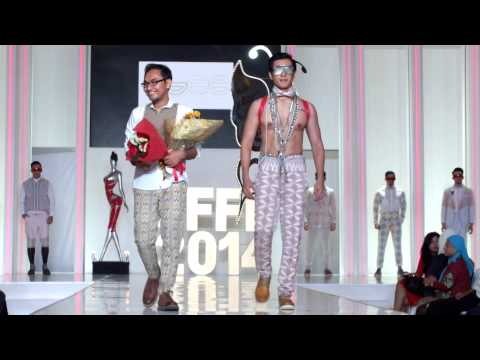 Butterfly Electric - Abee Jakarta Fashion Food Festival 2014