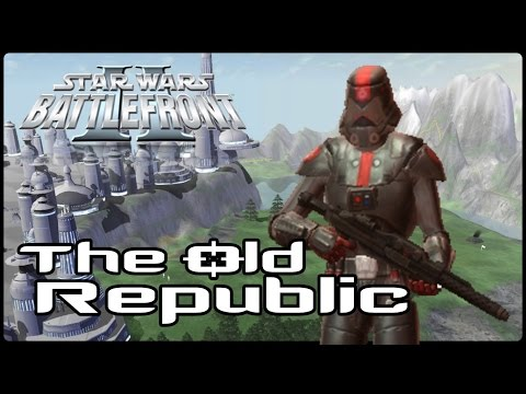 Star Wars Battlefront 2 The Old Republic GamePlay