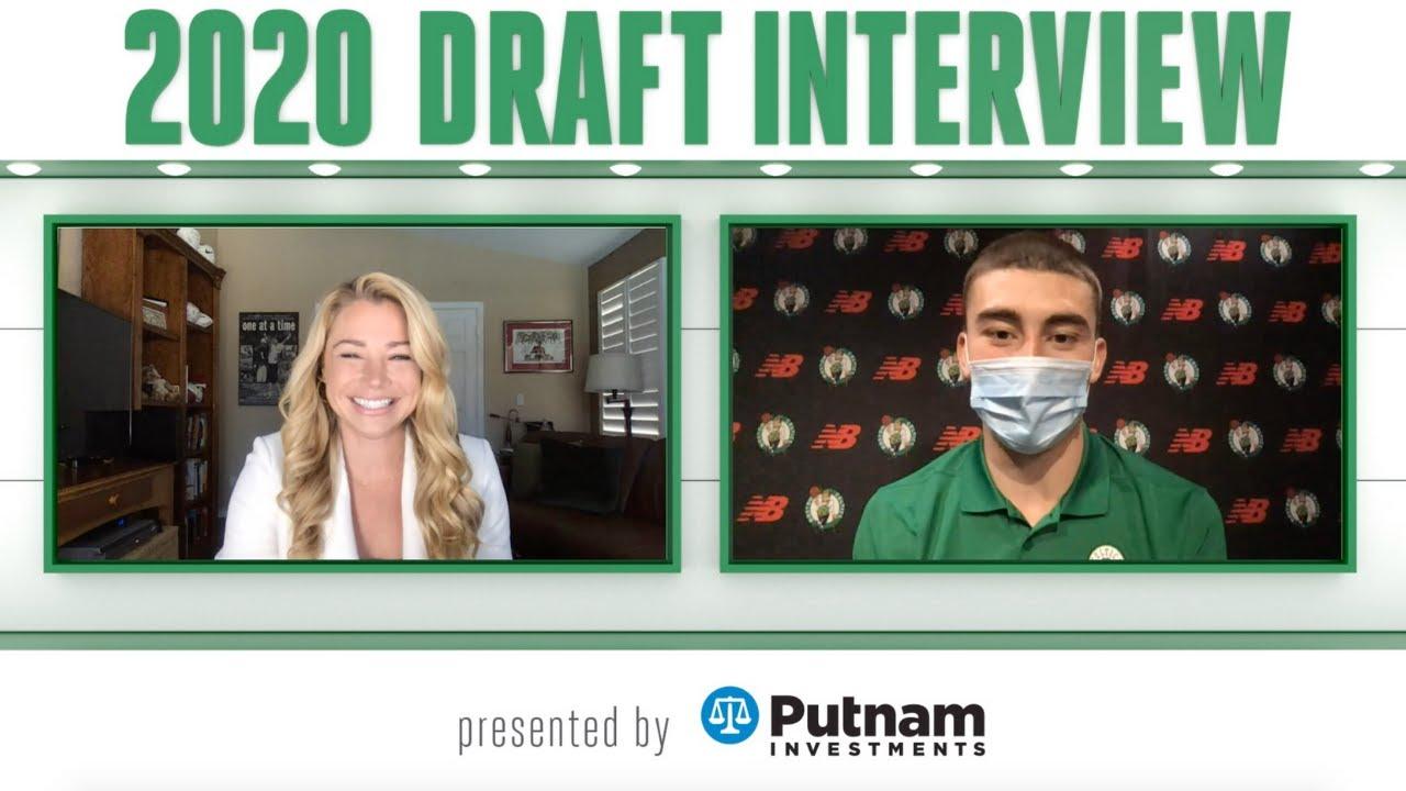 Putnam 1-on-1 with Payton Pritchard