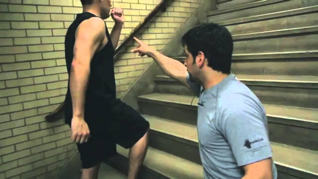 Basic Stair Running Technique Doovi