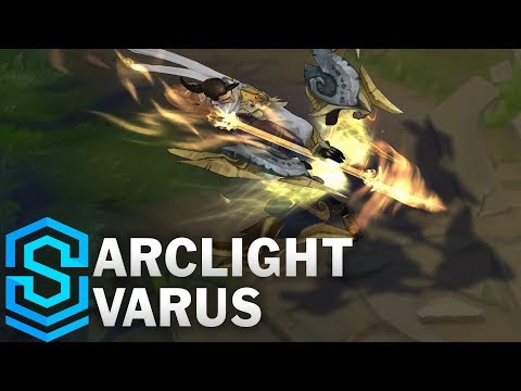 Arclight Varus (2018) Skin Spotlight - League of Legends