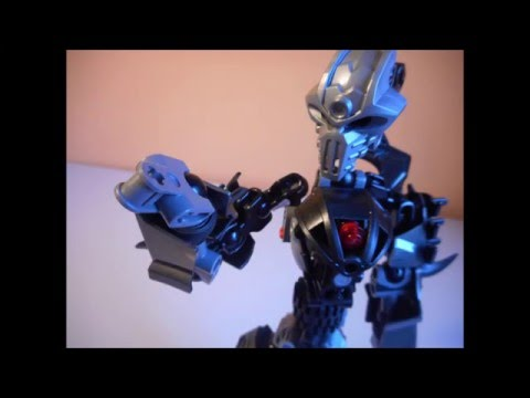 Bionicle MOC: Code, Destroyer of the Living
