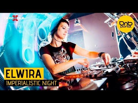 Elwira - Imperialistic Night (Vinyl mix) [DnBPortal.com]