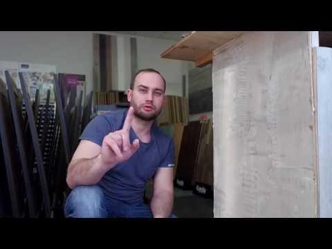 Клеим кварцвинил на стену// Клеевой кварцвинил