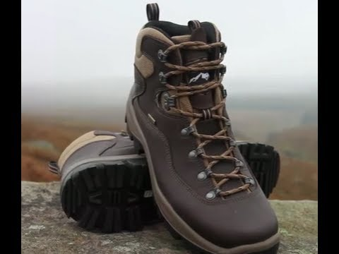 Berghaus Explorer Ridge Walking Boots Review by John from GO Outdoors