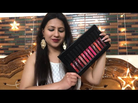 kiss-beauty-liquid-matte-lipstick-review-lip-swatches- -lipstick-under-rs100