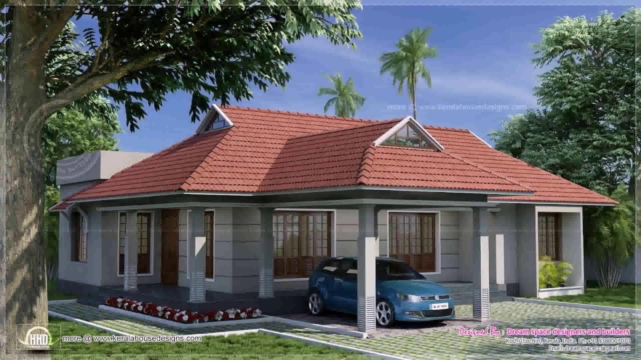 4 Bedroom Single Storey House Design  YouTube
