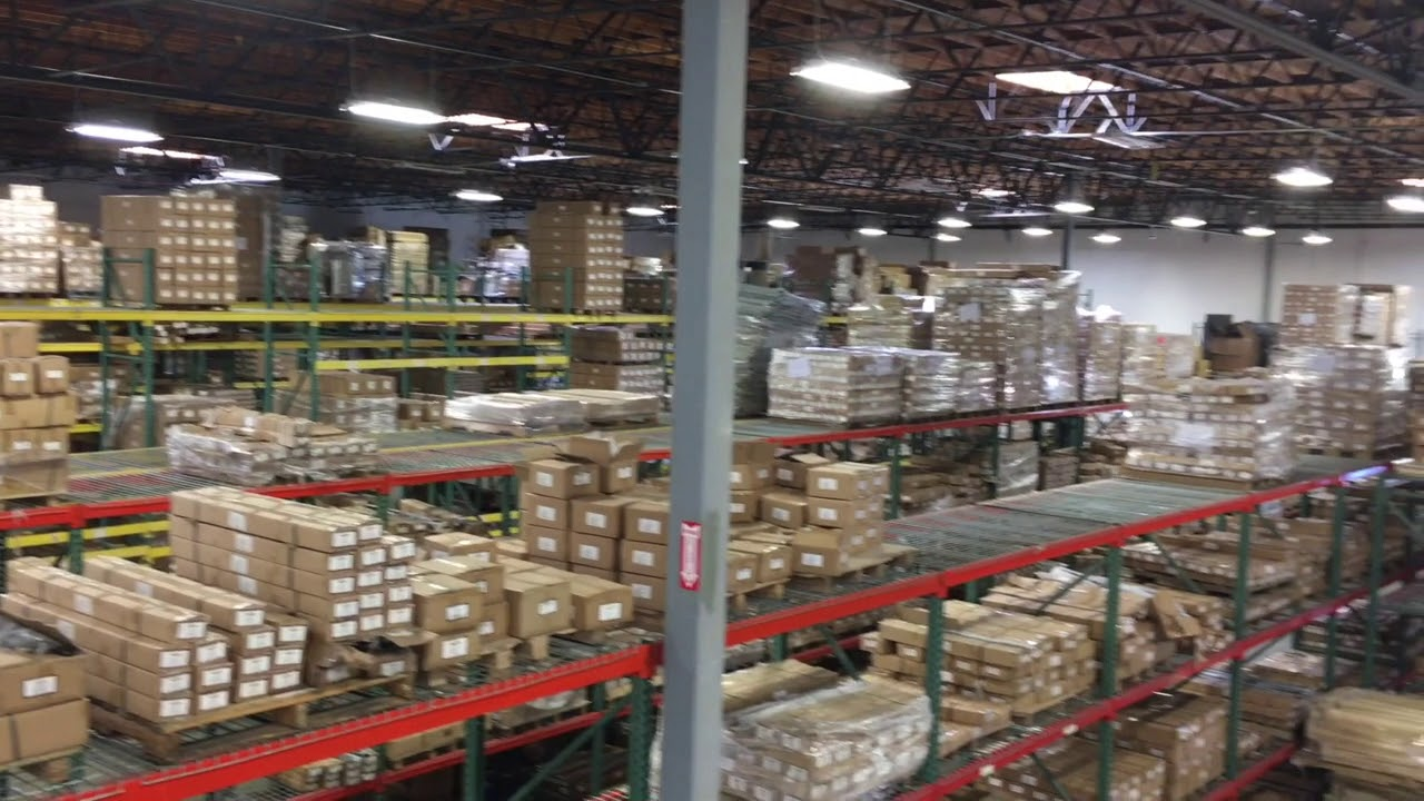 Ascension Stair Parts: Stockton CA Distribution Center