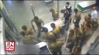 Darbecilerin Atatürk Havalimanı Baskını