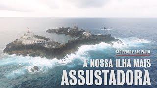 A ilha brasileira mais próxima da África que vai desaparecer