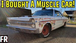 I Bought A Muscle Car! thumbnail