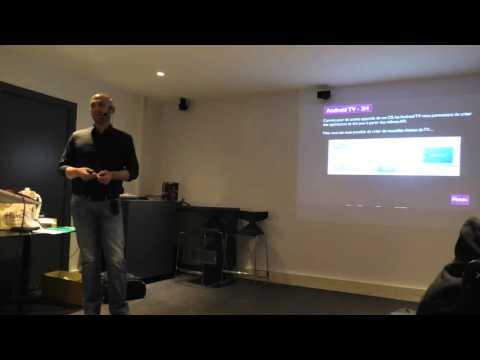 Développer des applications pour la TV par Mickaël Gregori