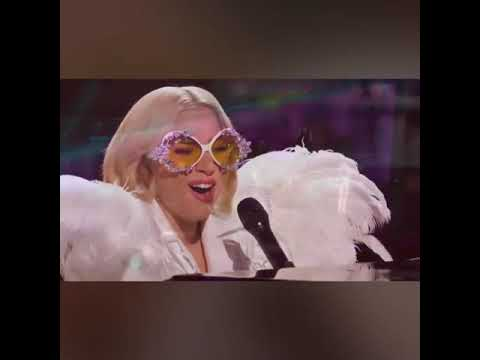 Preview : Lady Gaga - Your Song ( Elton John : 'I'm Still Standing' - A Grammy Salute)