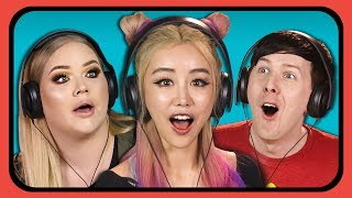 Download YOUTUBERS REACT TO ODDLY SATISFYING COMPILATION #2 Mp3 and Videos