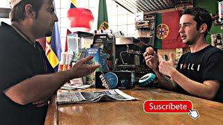 Venezolanos VS Portugueses en el café