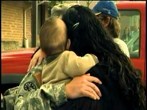 North Idaho troops deploy to Iraq