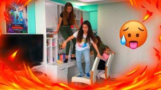 Yerde Lav Var Challenge - Eğlenceli  Video