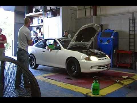 Turbo Powered Chevy Cavalier 236hp261tq YouTube