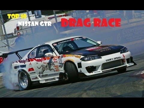 ece230978fbf Motorcycle Mylife  Top 10 Nissan GTR Drag Race - YouTube
