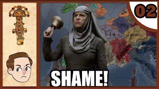 Crusader kings 2 cheats video clip