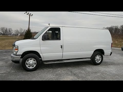 2013 Ford E-250 Baltimore, Columbia, Frederick, Catonsville, Clarksville, MD CC2015