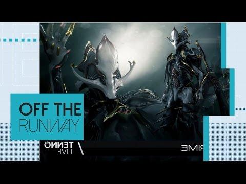 Warframe: Off The Runway - Nekros Prime