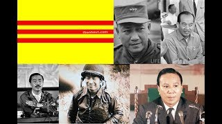 10 Nhân vật quyền lực nhất Sài Gòn, cuộc sống của họ sau năm 1975
